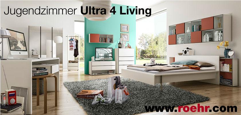 r hr bush ultra 4 living