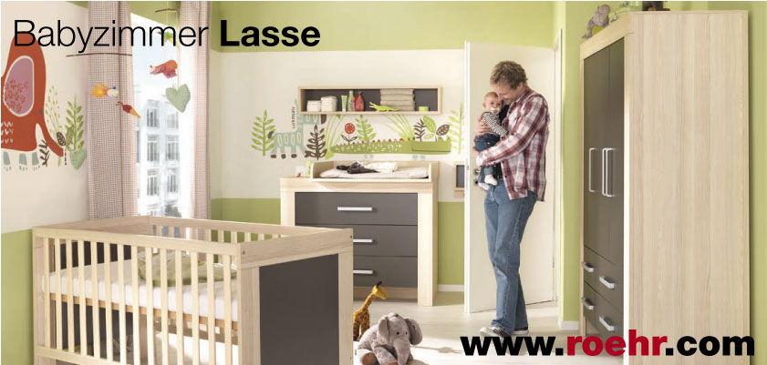 babyzimmer lasse von welle m bel g nstig kaufen. Black Bedroom Furniture Sets. Home Design Ideas