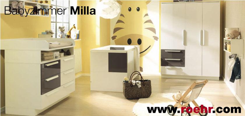 babyzimmer milla von welle m bel g nstig kaufen. Black Bedroom Furniture Sets. Home Design Ideas