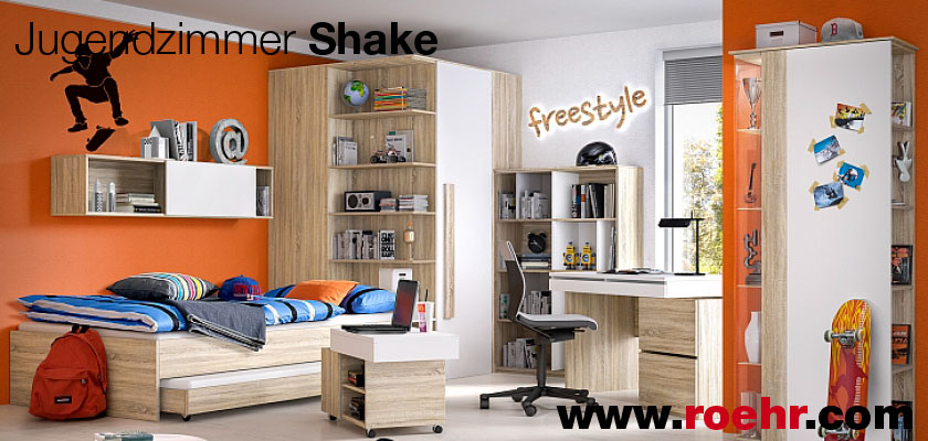 r hr bush shake. Black Bedroom Furniture Sets. Home Design Ideas