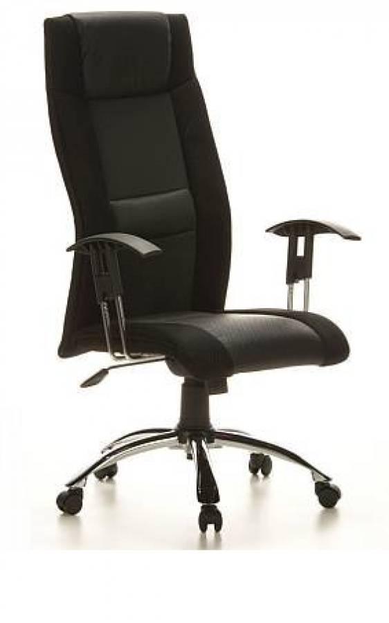 chefsessel zara leder. Black Bedroom Furniture Sets. Home Design Ideas