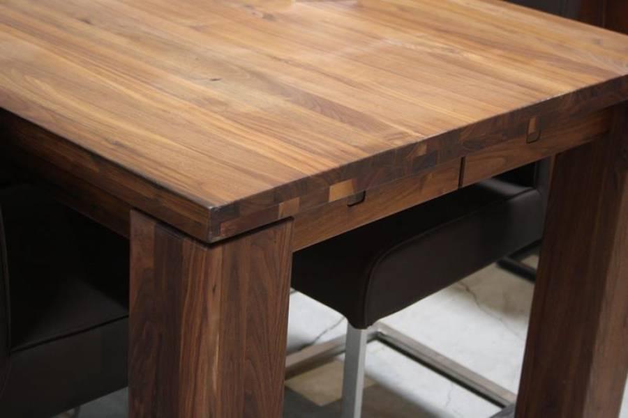 niehoff sitzm bel esstisch nussbaum massivholz ge. Black Bedroom Furniture Sets. Home Design Ideas