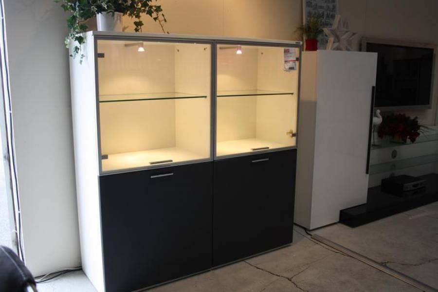 brinkmann highboard vitrine ber 50 g nstiger kaufen. Black Bedroom Furniture Sets. Home Design Ideas