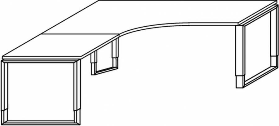 r hr b rom bel objekt plus 184 k40 winkelschreibtisch. Black Bedroom Furniture Sets. Home Design Ideas