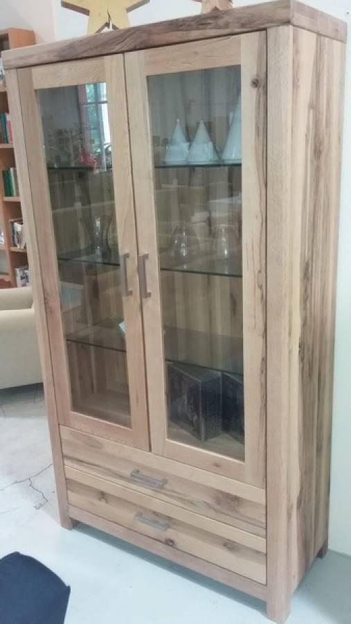 niehoff rustica vitrine 7574 44 000 g nstig kaufen. Black Bedroom Furniture Sets. Home Design Ideas