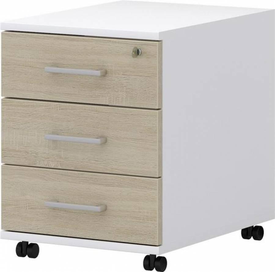 Röhr Carry Office - Rollcontainer 859-B54/W54/S54 kaufen.