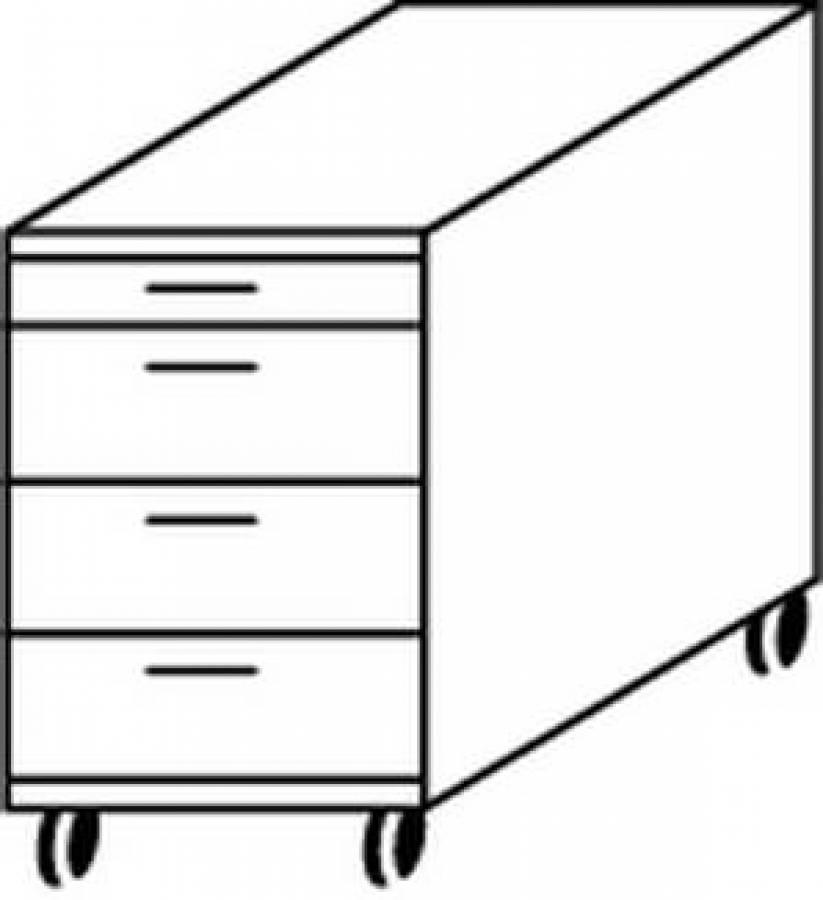 r hr b rom bel objekt plus 184 548 2 g rollcontainer. Black Bedroom Furniture Sets. Home Design Ideas