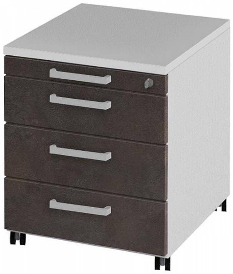 r hr objekt plus rollcontainer 184 548 g nstig kaufen. Black Bedroom Furniture Sets. Home Design Ideas