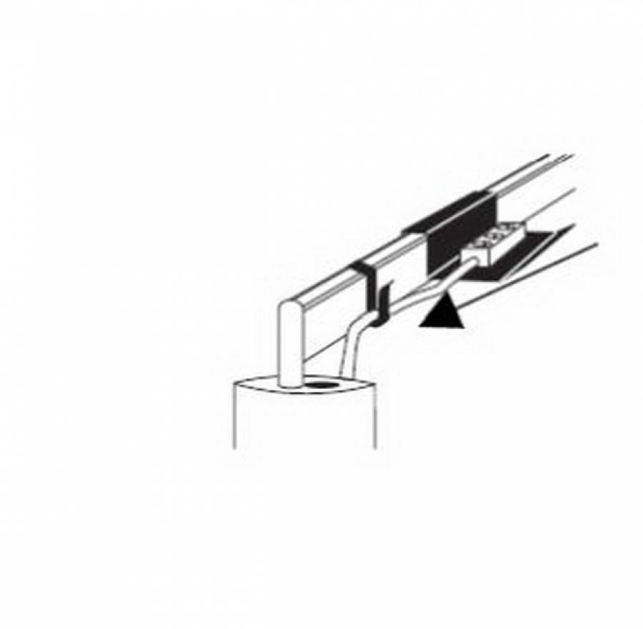 r hr techno kabelbefestigung 016 858 g nstig kaufen. Black Bedroom Furniture Sets. Home Design Ideas