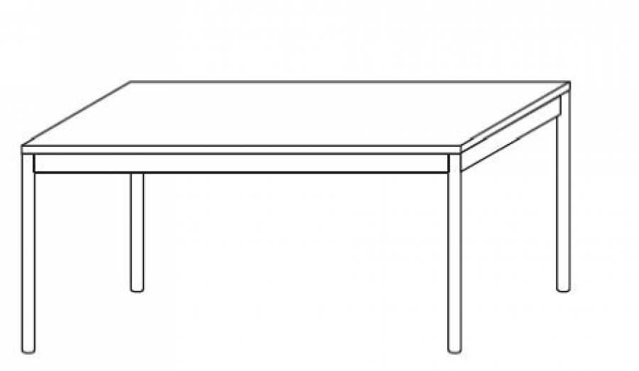 r hr techno konferenztisch 016 295 g nstig kaufen. Black Bedroom Furniture Sets. Home Design Ideas