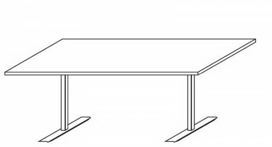 R hr techno schreibtisch 016 683 684 g nstig kaufen for Schreibtisch techno 016