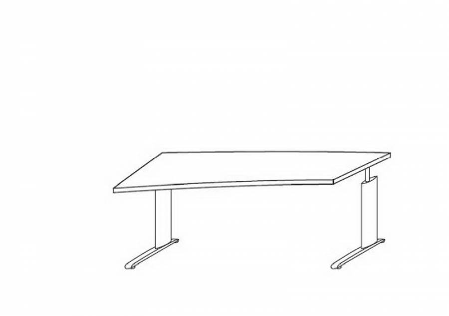 Röhr Techno - Schreibtisch 016-768r/-771l kaufen.