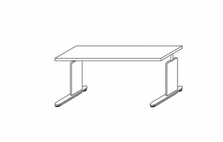 Röhr Techno - Schreibtisch 016-A94/-C98 günstig kaufen