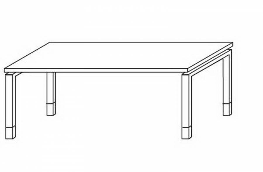 r hr techno schreibtisch 016 e30 g nstig kaufen. Black Bedroom Furniture Sets. Home Design Ideas
