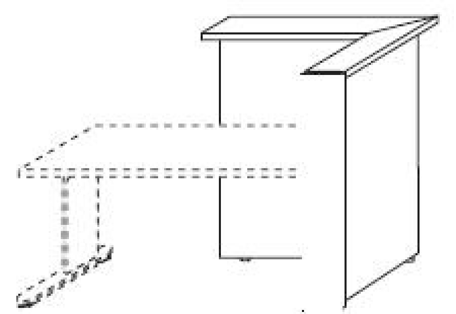 r hr techno counter 016 788r 787l g nstig kaufen. Black Bedroom Furniture Sets. Home Design Ideas