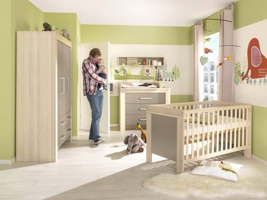 Babyzimmer Lasse von welle Möbel günstig kaufen.
