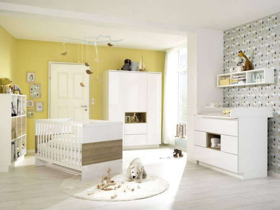 babyzimmer set g nstig kaufen. Black Bedroom Furniture Sets. Home Design Ideas