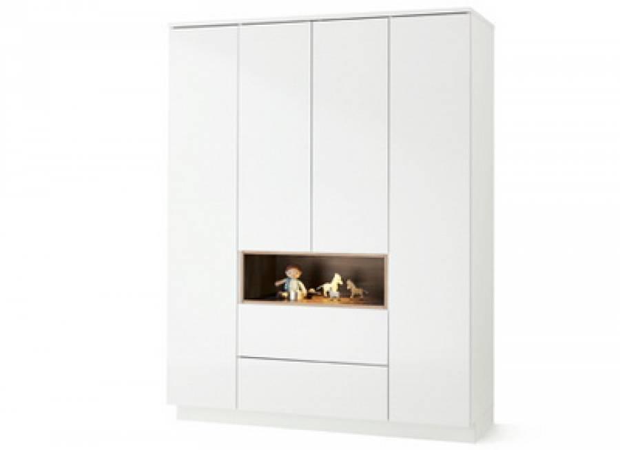 Wellemöbel Malie - Kleiderschrank 66876 günstig kaufen