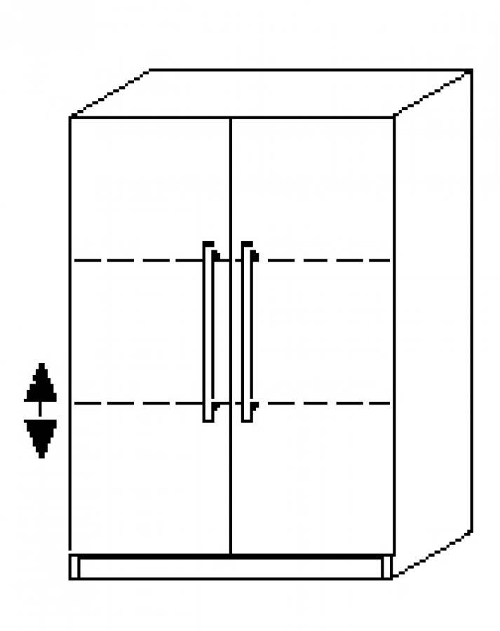 Wellemöbel Hyper - Aktenschrank 72699-dd günstig kaufen
