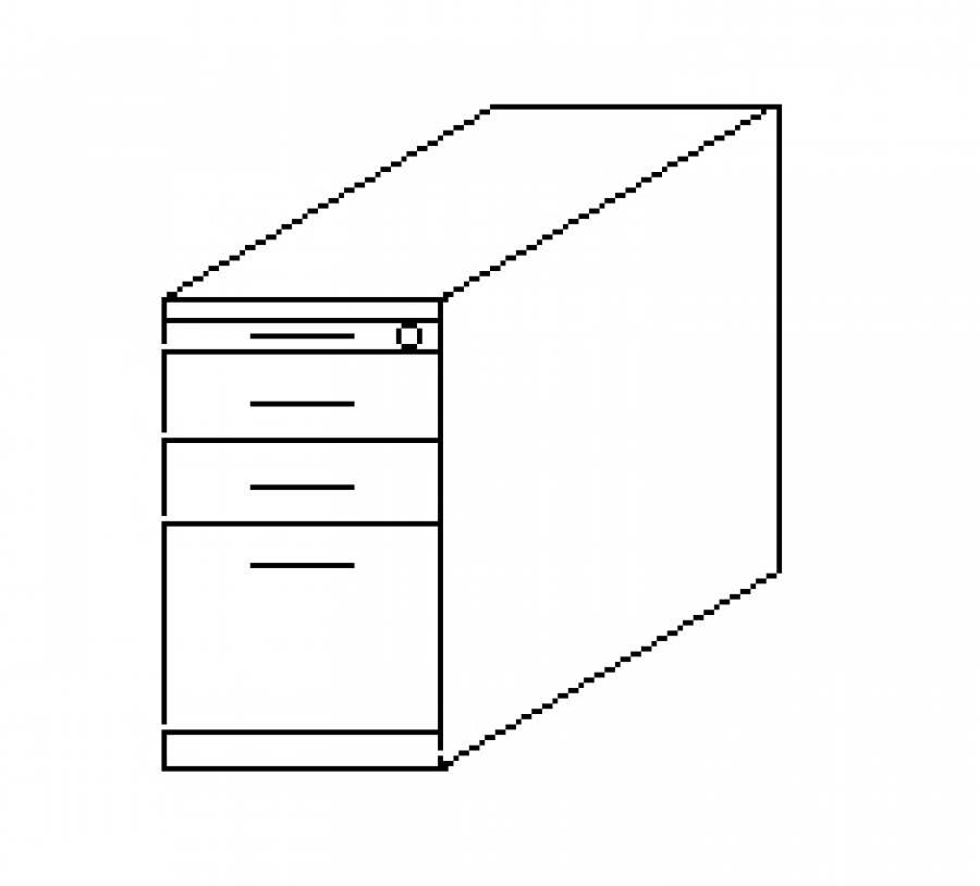 Wellemöbel Hyper - Anstellcontainer 73974 kaufen.