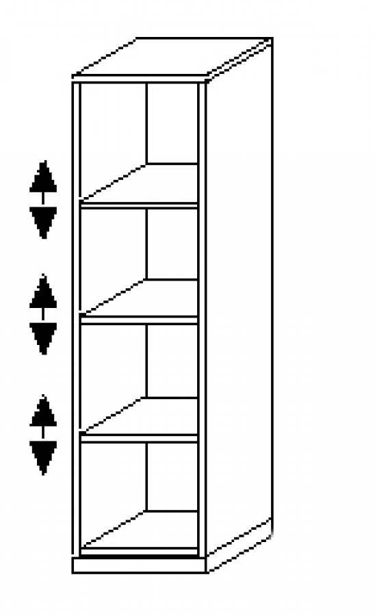 Wellemöbel Hyper - Regal 62723 günstig kaufen