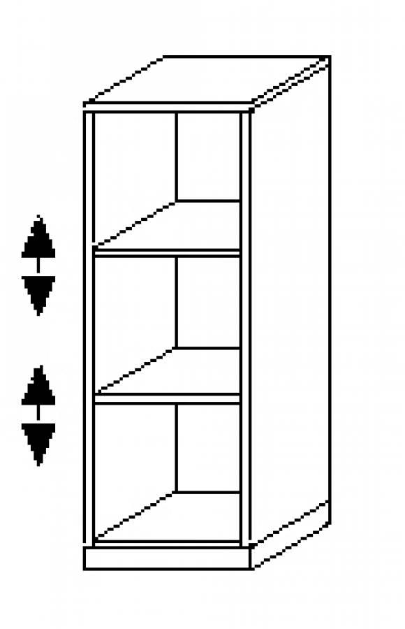 Wellemöbel Hyper - Regal 62730 günstig kaufen