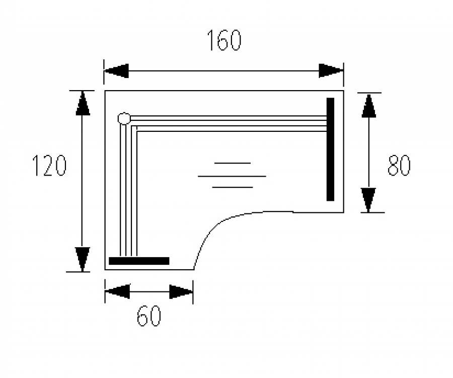 Wellemöbel Hyper - Schreibtisch 72547/72544 kaufen.