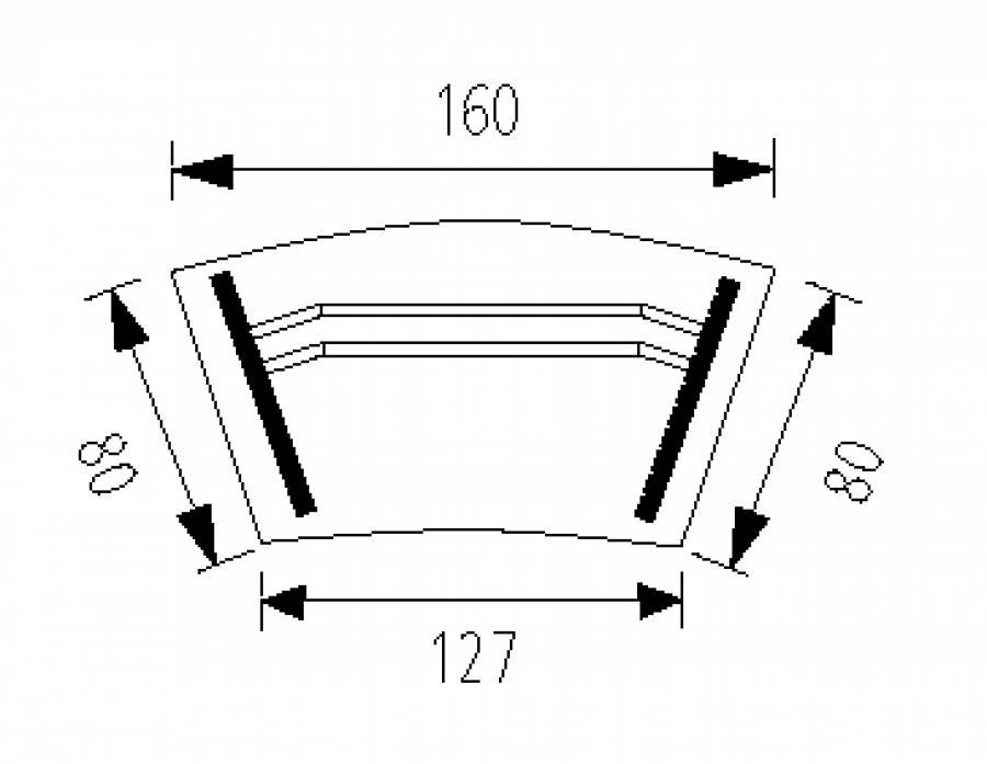 Wellemöbel Hyper - Schreibtisch 72658 günstig kaufen