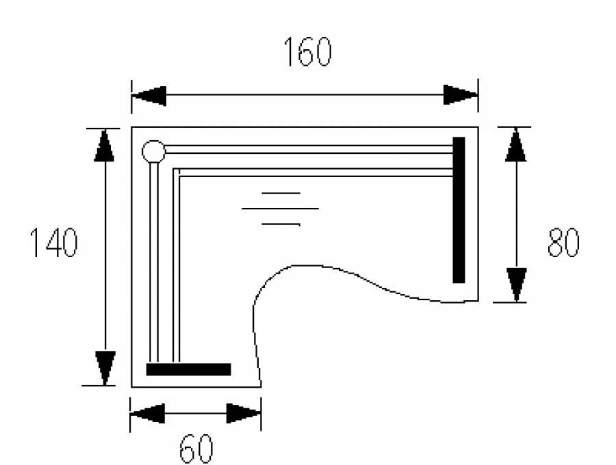Wellemöbel Hyper - Schreibtisch 73840/73930 kaufen.