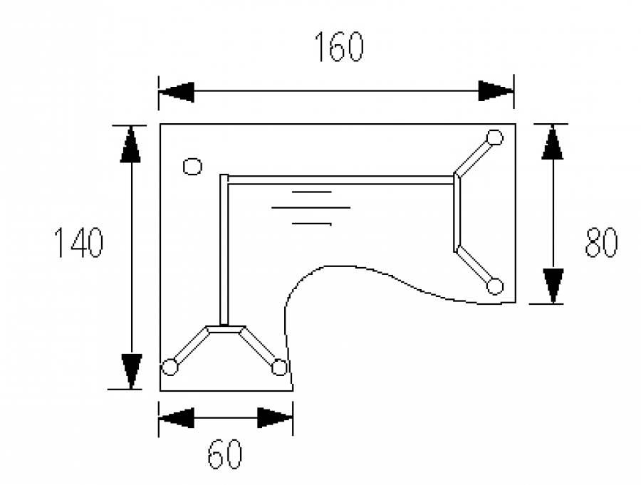 Wellemöbel Hyper - Schreibtisch 73841/73931 kaufen.