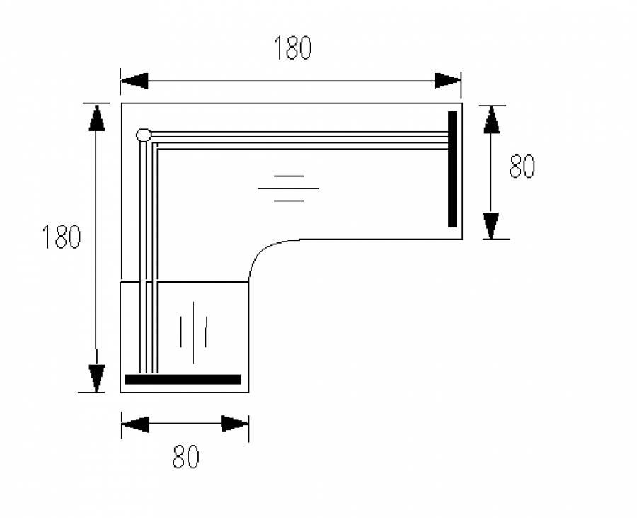 Wellemöbel Hyper - Schreibtisch 73844/73925 kaufen.