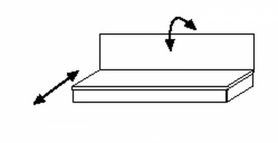 Wellemöbel Hyper - Schreibtisch 73876 günstig kaufen