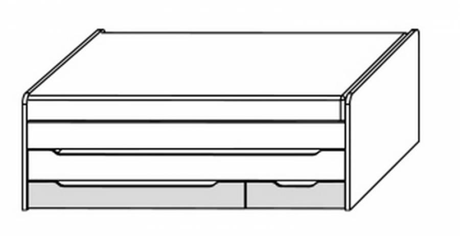 Wellemöbel Unlimited - Bett 84648 günstig kaufen