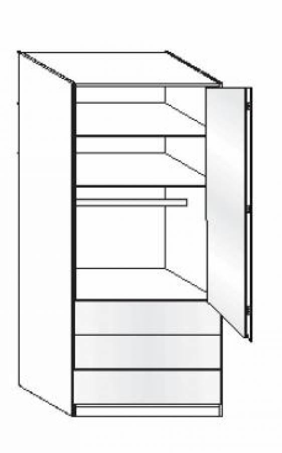 wiemann loft schwebet renschrank loft 549 553 kaufen. Black Bedroom Furniture Sets. Home Design Ideas