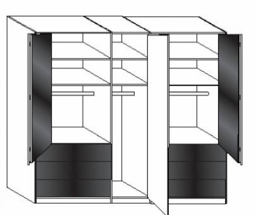 wiemann loft schwebet renschrank loft 644 648 kaufen. Black Bedroom Furniture Sets. Home Design Ideas