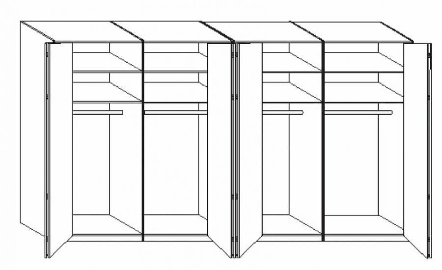 wiemann loft schwebet renschrank loft 879 883 kaufen. Black Bedroom Furniture Sets. Home Design Ideas