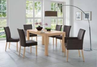 Niehoff Sitzmöbel   Stuhlsystem Colorado   Mit 4 Fuß Aus Holz ...