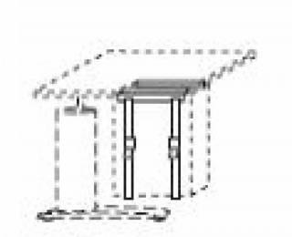 r hr techno computerhalter 016 940 g nstig kaufen. Black Bedroom Furniture Sets. Home Design Ideas