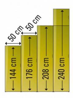 Wellemöbel Kleiderschrank 1 Türig 40 Cm Breit