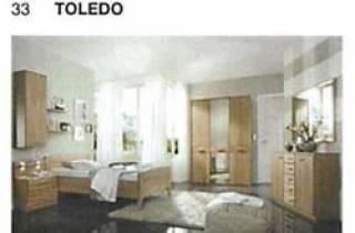 Messeware Schlafzimmer Toledo von Wiemann günstig.