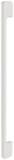 Röhr - Designgriff N1 - Metall in weiß