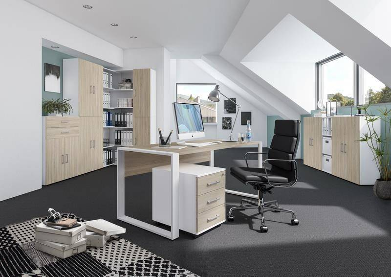 r hr carry office schreibtisch 859 b04 w04 s04 kaufen. Black Bedroom Furniture Sets. Home Design Ideas