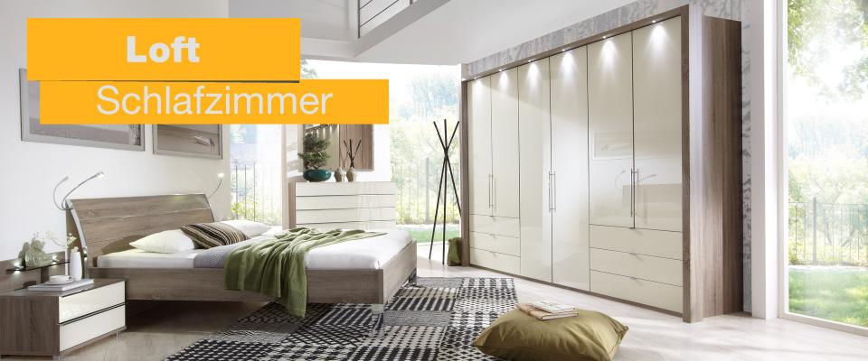 Schlafzimmer Loft von Wiemann