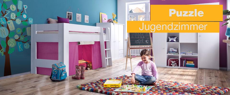 Jugendzimmer Puzzle von R�hr