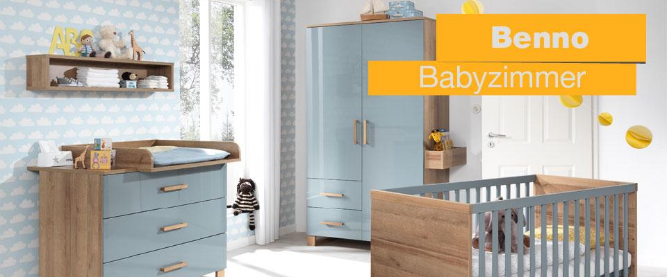 Babyzimmer Benno von Welle Möbel